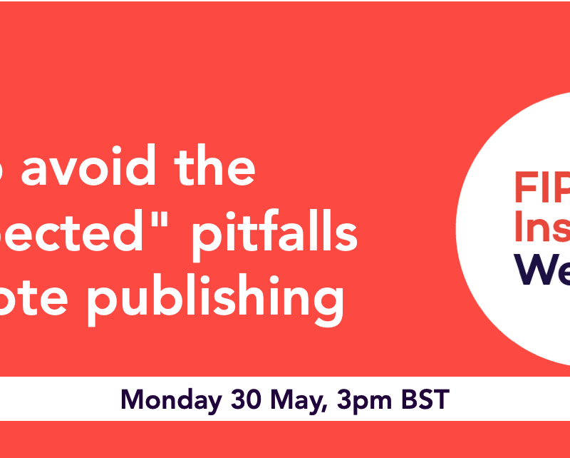 "How to avoid the ""unexpected"" pitfalls of remote publishing"