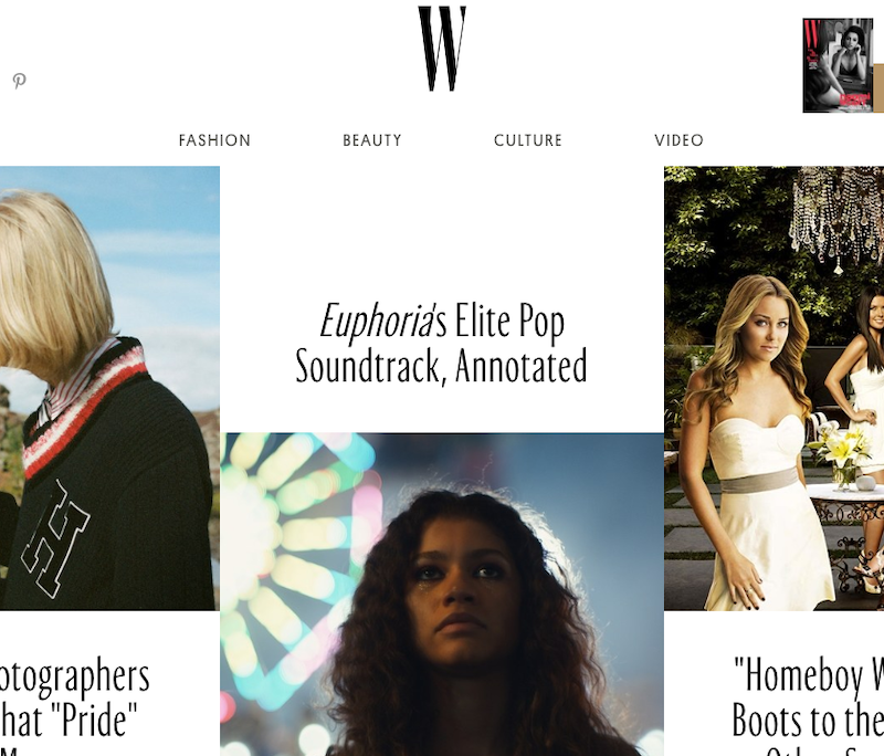 Future Media Group acquires W magazine from Condé Nast