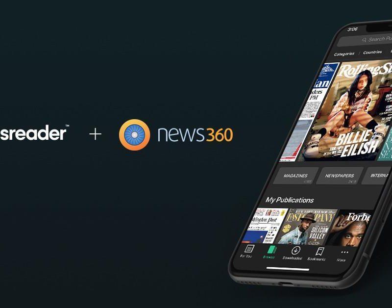 PressReader acquires News360