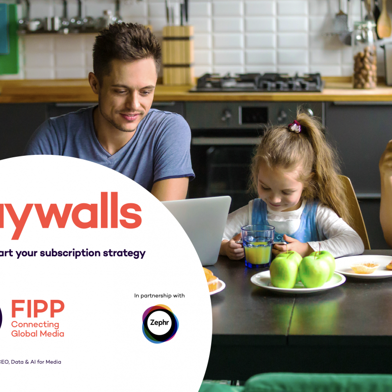Paywalls: How to start your subscription strategy