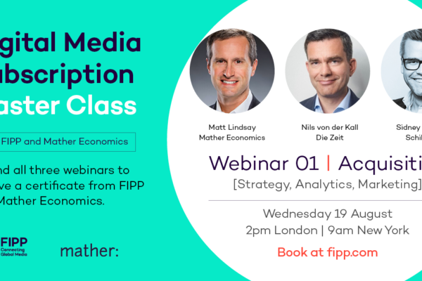 Digital Media Subscription Master Class: Acquisition