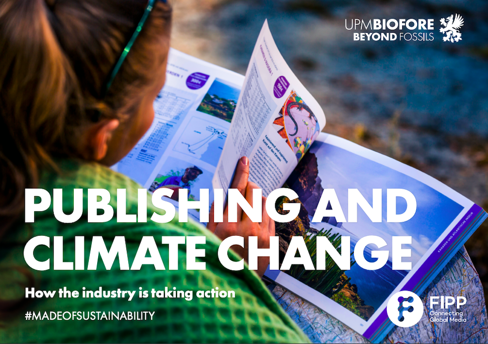 Publishing and Climate Change Cover UPM