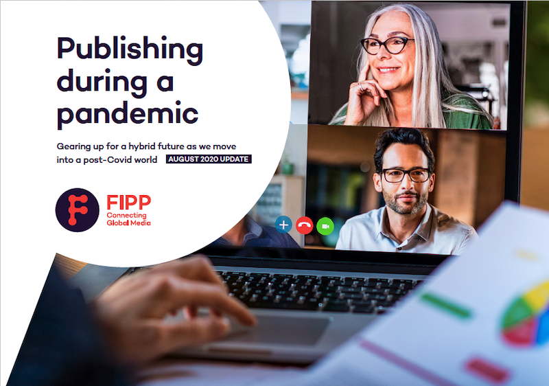 Publishing during a pandemic, August 2020: Gearing up for a hybrid future
