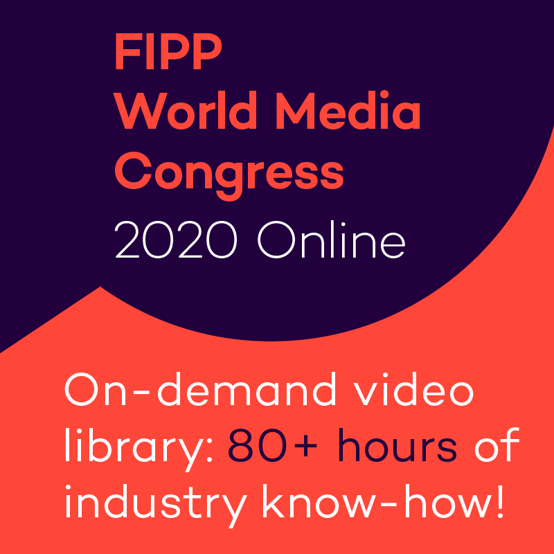 FIPP World Congress (Join us from anywhere, squared)