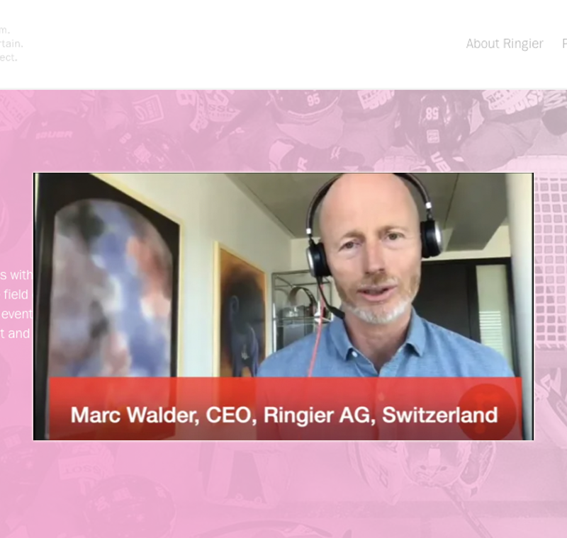 What is a media company nowadays? Marc Walder shares his insights