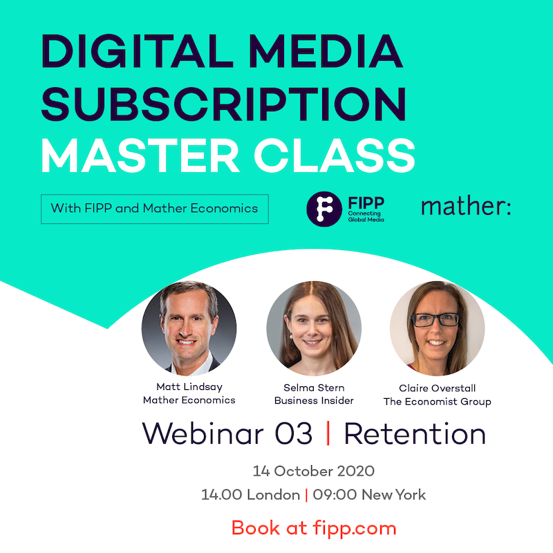 Digital Media Subscription Master Class 3: Retention, Business Insider
