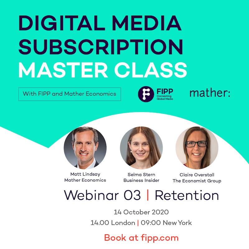 Digital Media Subscription Master Class 3: Retention, Business Insider