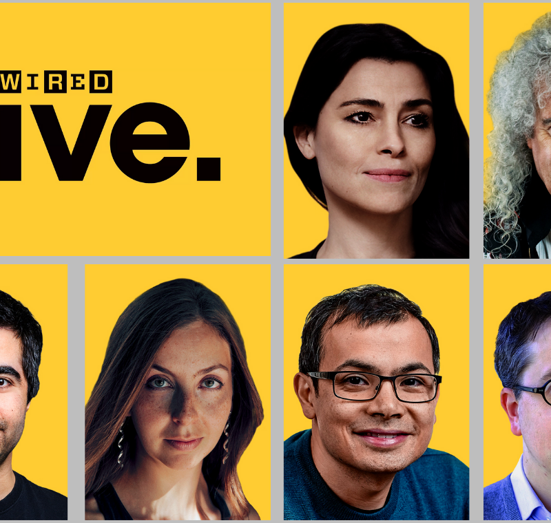 Wired UK announces speakers for Wired Live