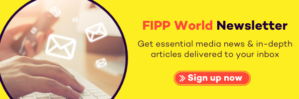 Newsletter sign up for articles