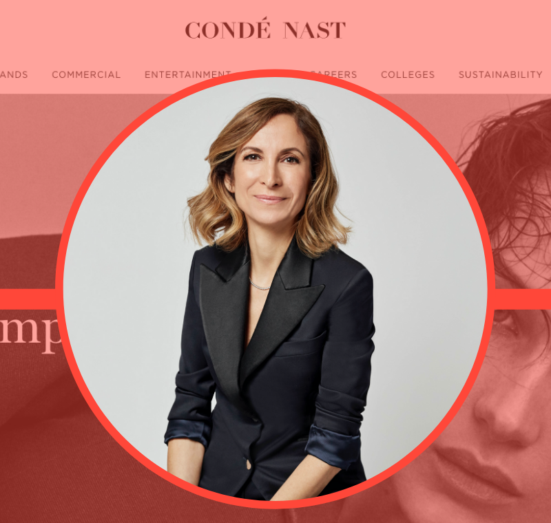 New beginnings: Natalia Gamero del Castillo talks about her role as Condé Nast's managing director of Europe