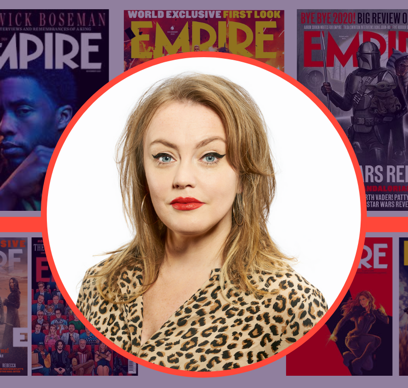 Empire Magazine's Terri White on getting people to pay for podcasts