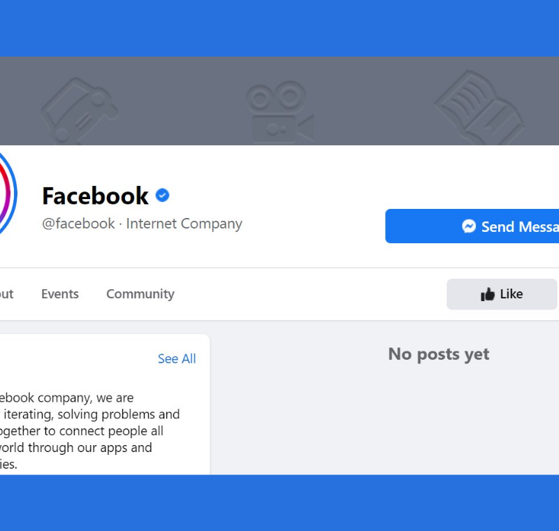 Industry reacts to Facebook's Australia news ban