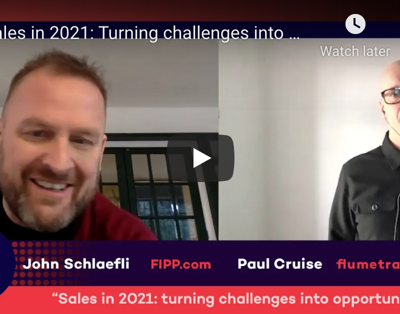 Sales in 2021: Turning challenges into opportunities