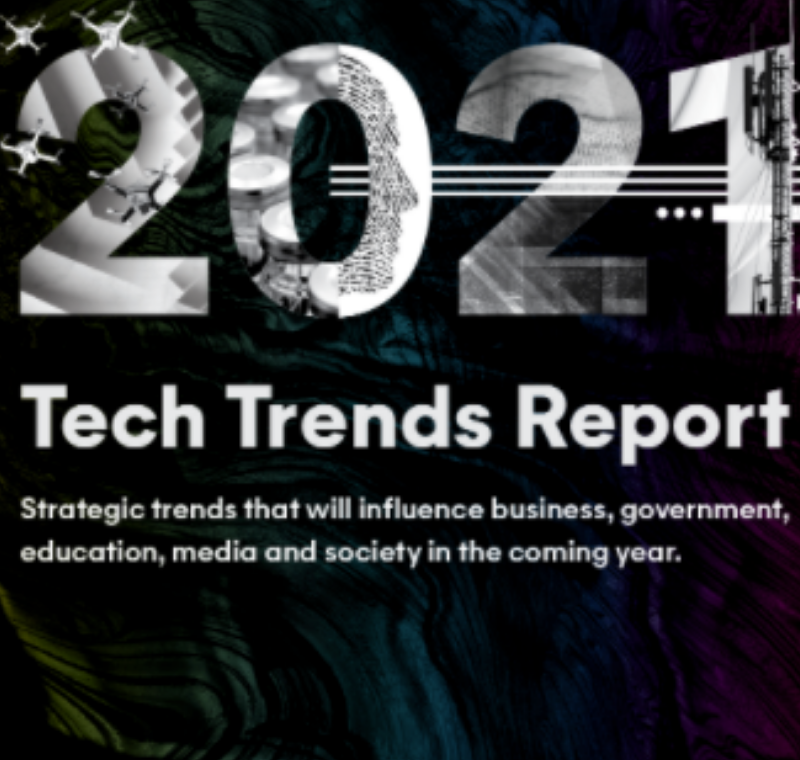 Future Today Institute launches 14th annual Tech Trends Report