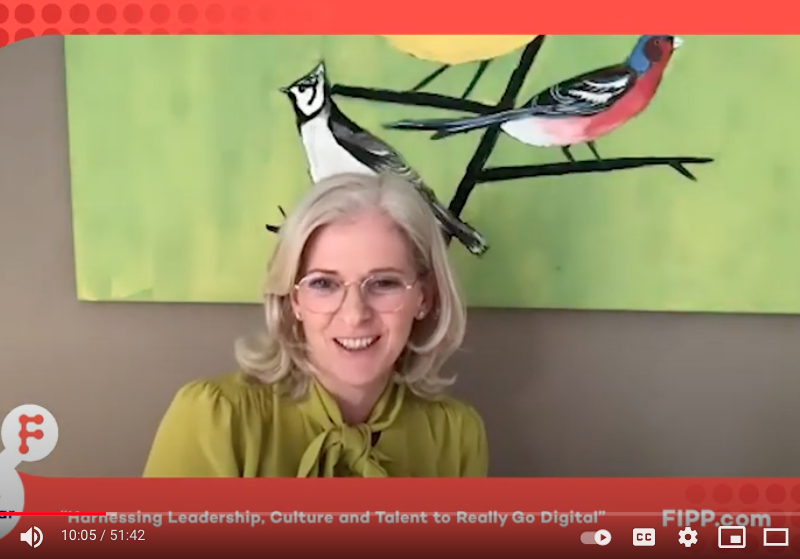 FIPP Insider webinar: Harnessing leadership, culture, and talent to really go digital