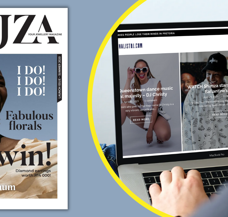 Bouncing Back: How niche digital magazines are breathing life back into the South African media industry