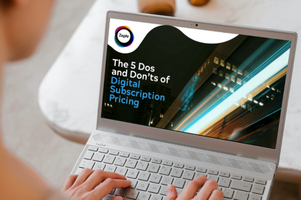 Pricing it right: Download The 5 Dos and Don'ts of Digital Subscription Pricing, a new report from Zephr